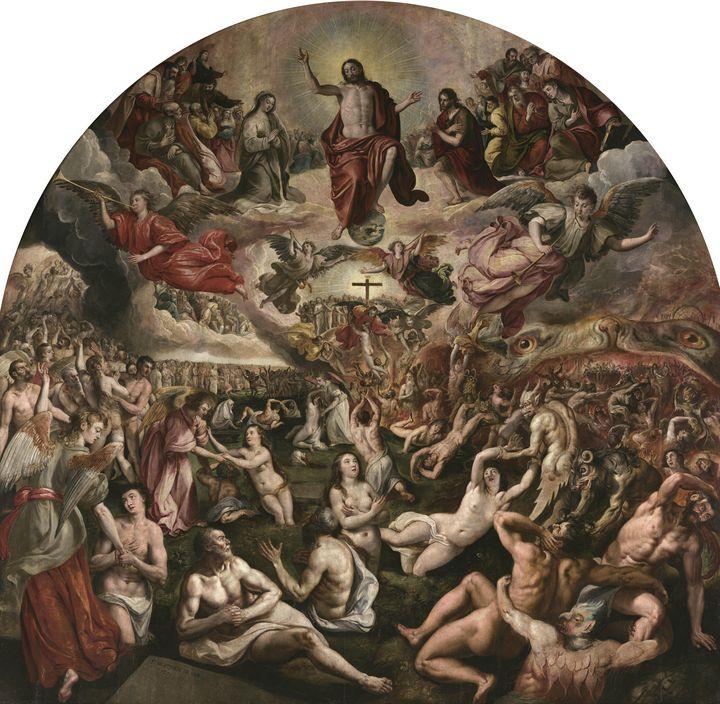 Maerten de Vos~The Last Judgement - Artmaster