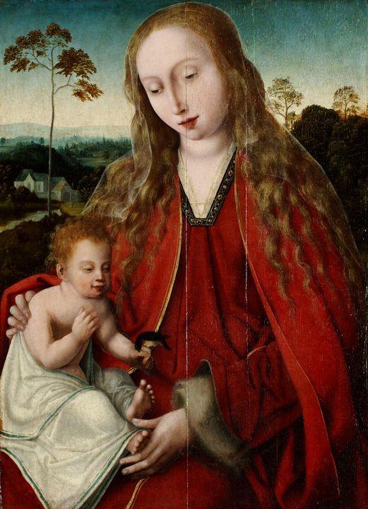 Maestro de la Magdalena de Mansi~Vir - Artmaster
