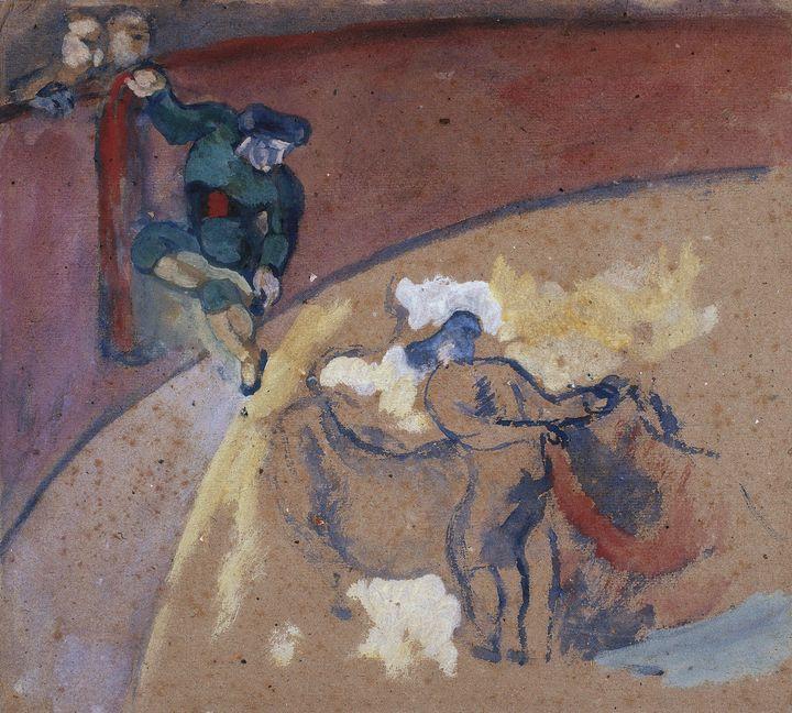 Manolo~Bullfighter - Artmaster