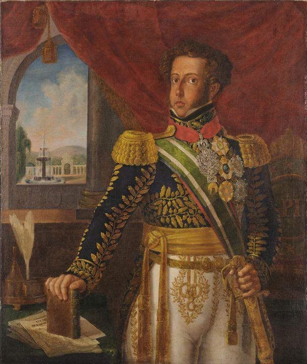 Manuel de Araújo Porto-Alegre, Baron - Artmaster