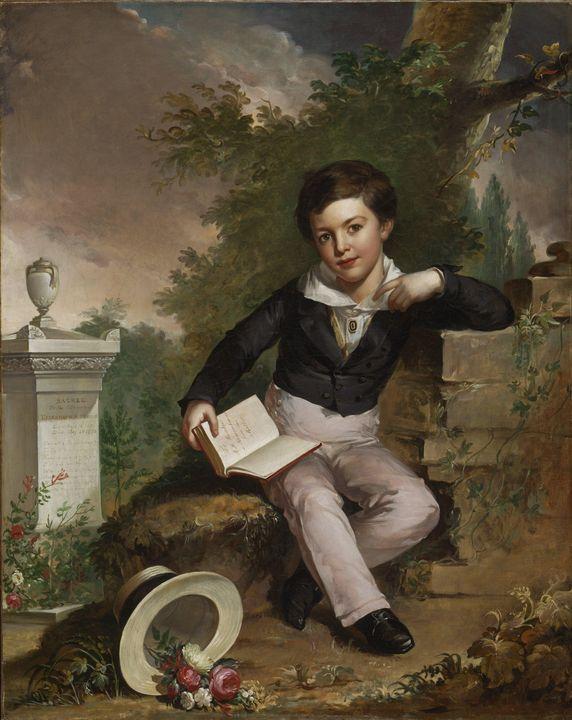 Manuel Joachim de Franca~Portrait of - Artmaster