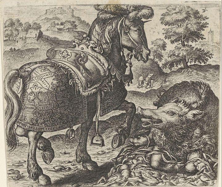 Marcus Gheeraerts the Younger, Aegid - Artmaster