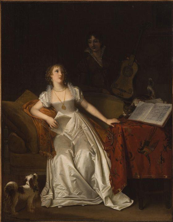 Marguerite Gérard~Prelude to a Conce - Artmaster