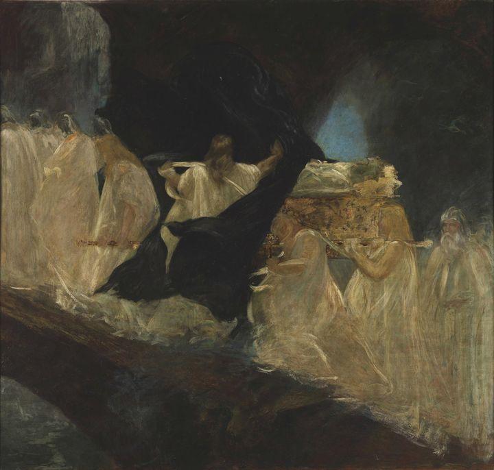 Mariano Fortuny~Wagnerian Cycle. Par - Artmaster