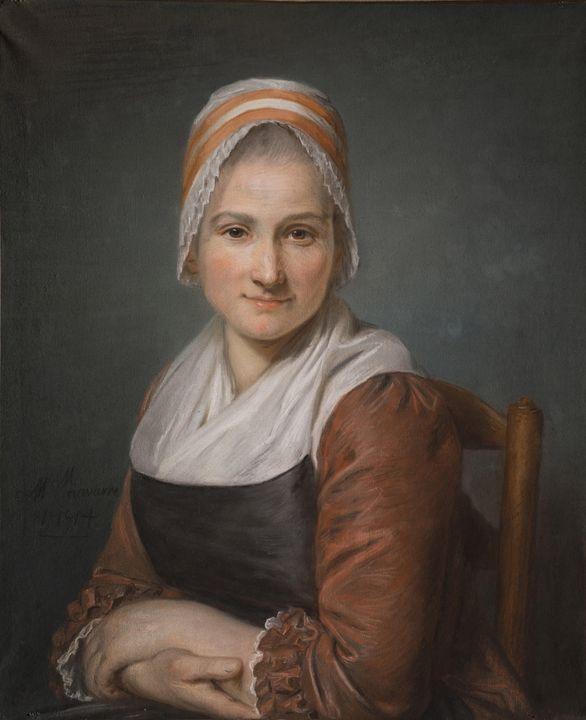 Marie-Geneviève Navarre~Portrait of - Artmaster