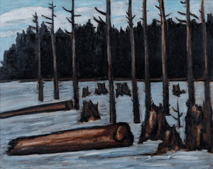 Marsden Hartley~Backwaters Up Millin - Artmaster