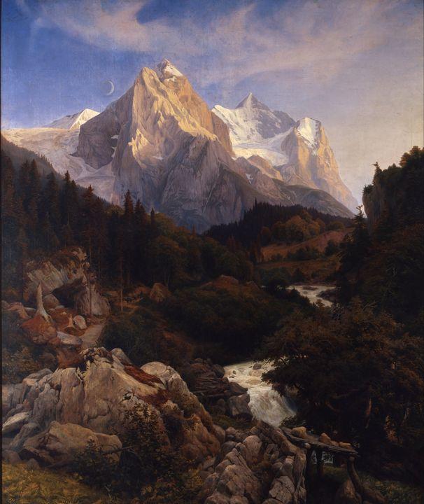 Johann Wilhelm Schirmer, Wilhelm Sch - Artmaster