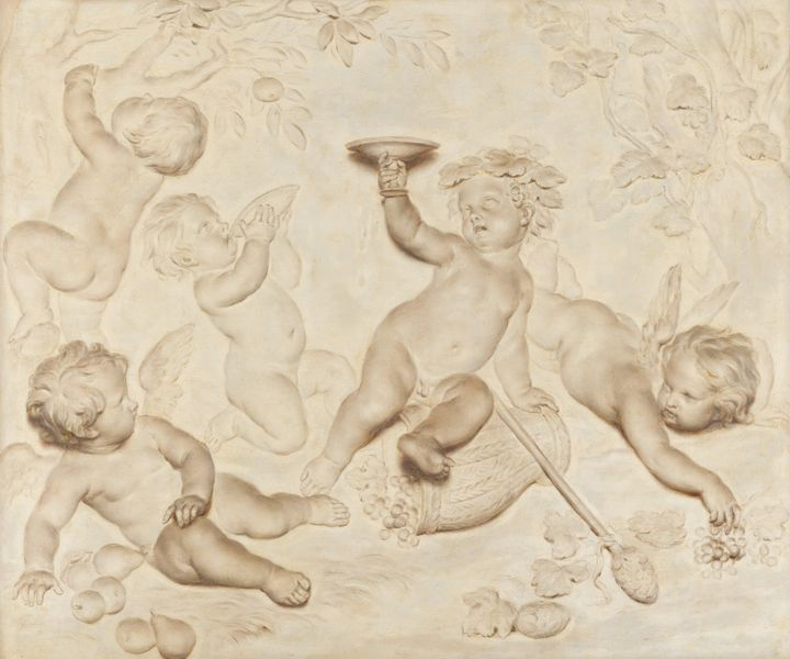 Marten Jozef Geeraerts~Allegory of A - Artmaster