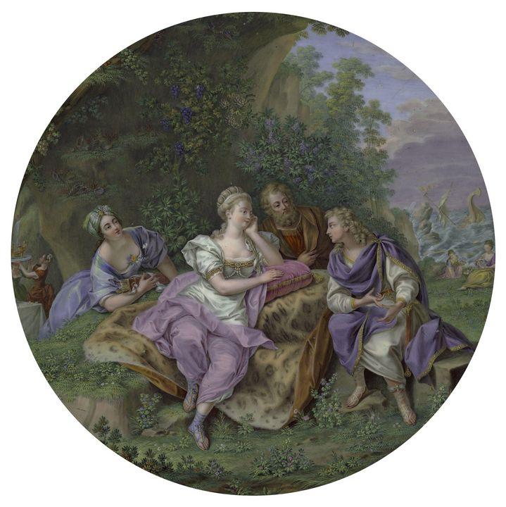 Martin Carlin (c.1730-1785), Charles - Artmaster