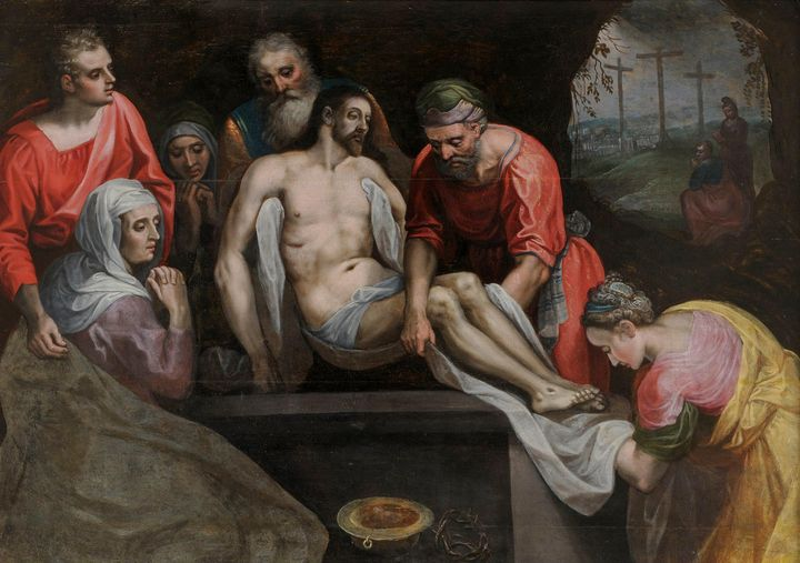 Martin de VOS, (Antwerp 1532-1603)~T - Artmaster