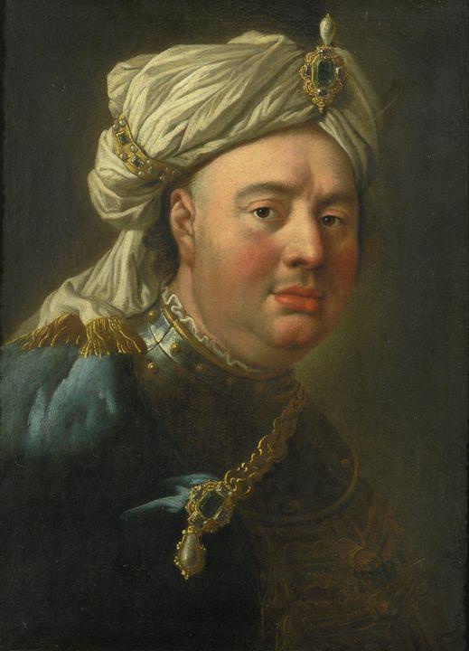 Martin van Meytens, JR~Portrait of G - Artmaster