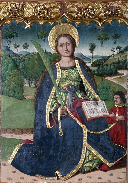 Martín Bernat~Saint Quiteria - Artmaster