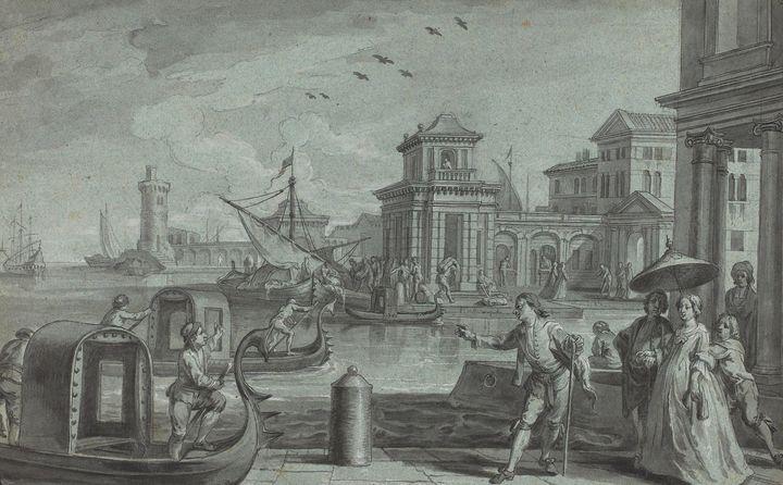 Johann Wolfgang Baumgartner~Venetian - Artmaster