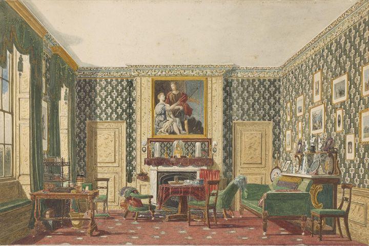 Mary Ellen Best~An Interior - Artmaster