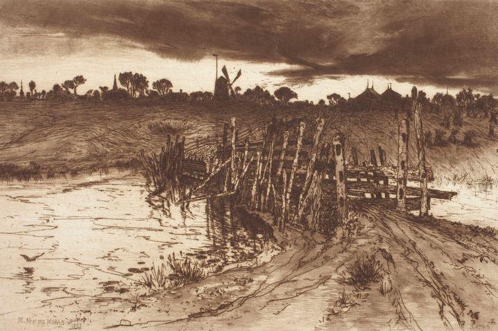 Mary Nimmo Moran (American, 1842-189 - Artmaster