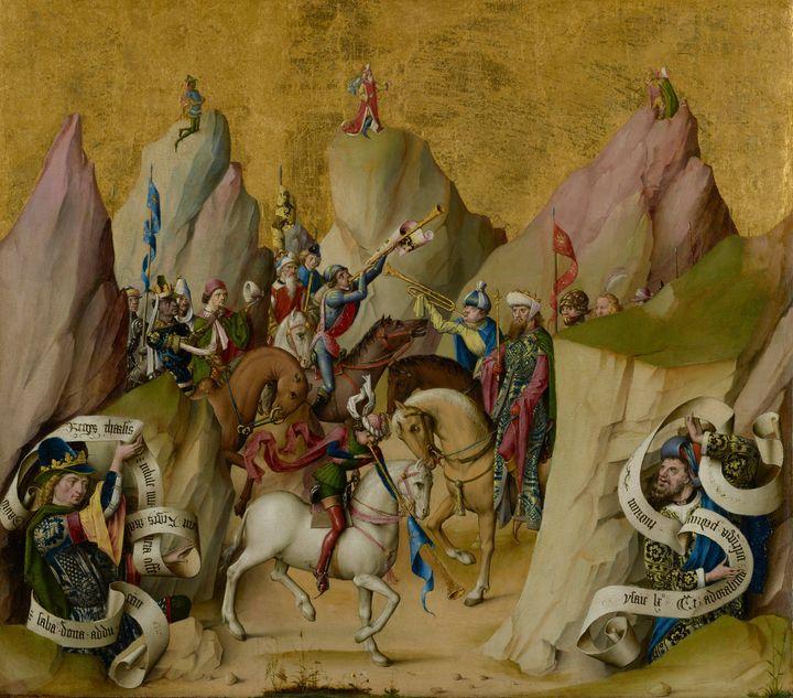 Master of the Saint Bartholomew Alta - Artmaster