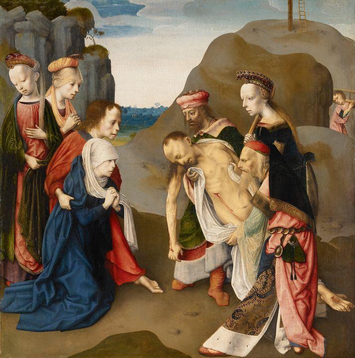 Master of the Virgo inter Virgines~L - Artmaster