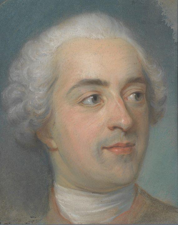 Maurice Quentin de La Tour~Préparati - Artmaster