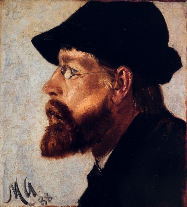 Michael Ancher~Nils Hansteen - Artmaster