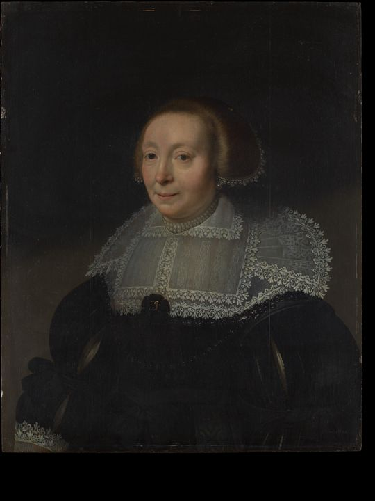 Michiel Jansz. van Mierevelt~Portrai - Artmaster