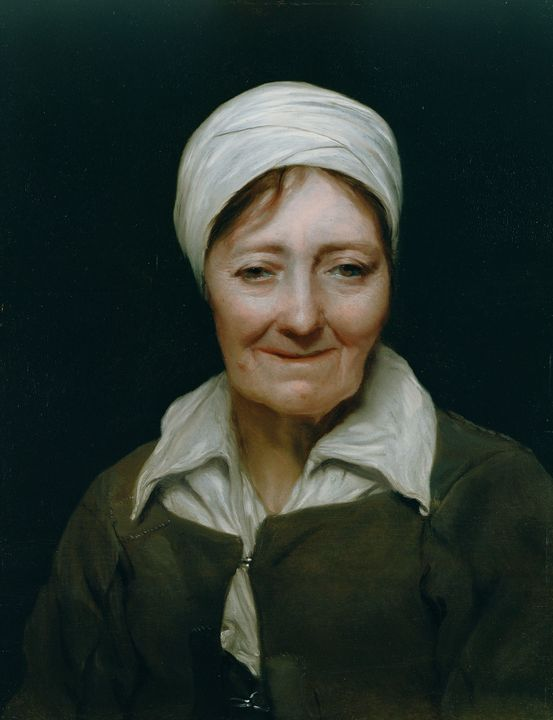 Michiel Sweerts~Head of a Woman - Artmaster
