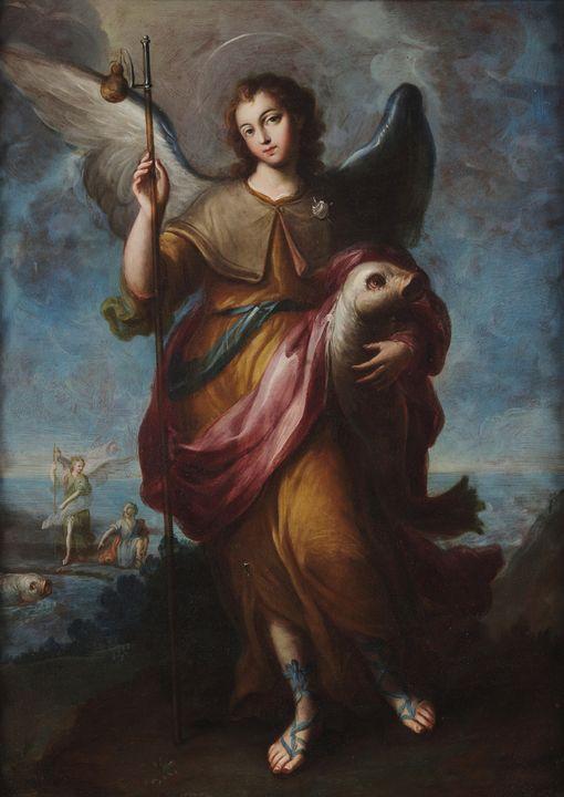 Miguel Cabrera~Archangel Raphael - Artmaster