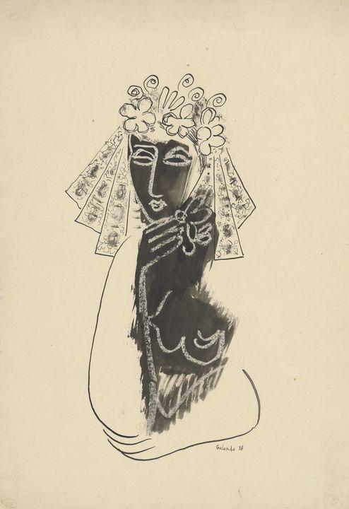 Mikuláš Galanda~Bride - Artmaster