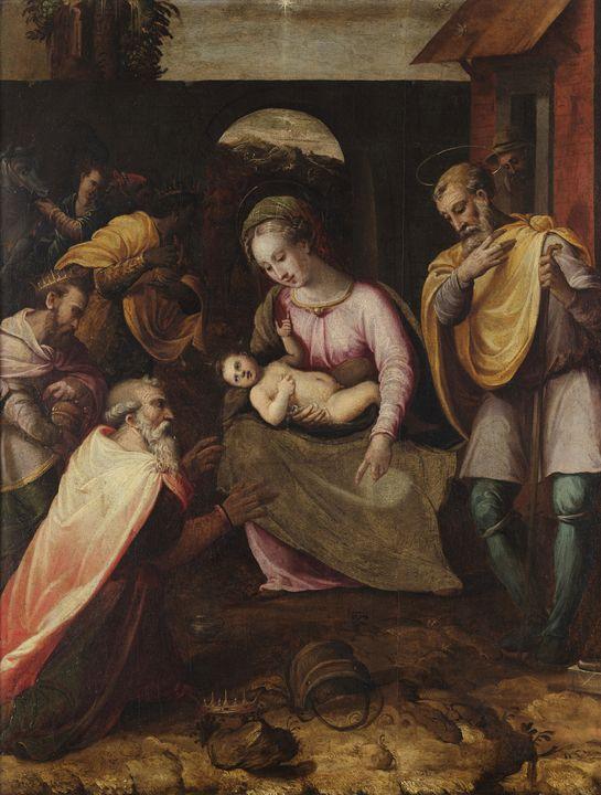 Ridolfo Ghirlandaio, Michele Tosini~ - Artmaster