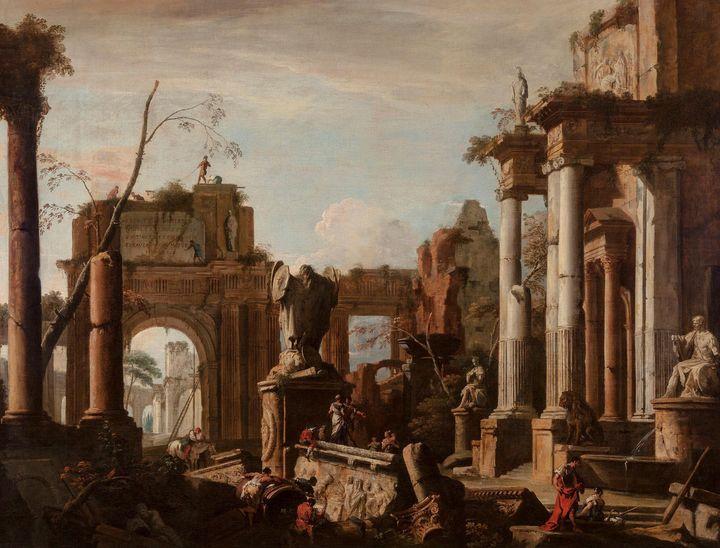 Sebastiano Ricci, Marco Ricci~Imagin - Artmaster