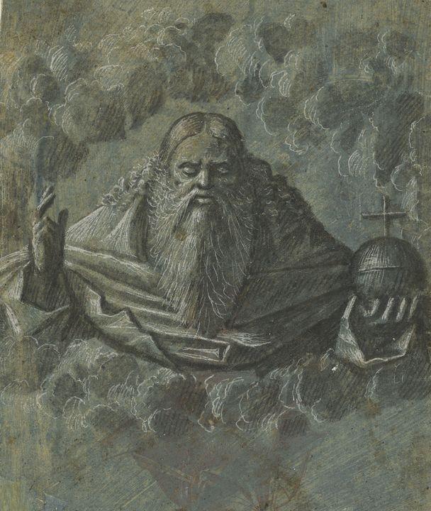 Vittore Carpaccio~God the Father (re - Artmaster