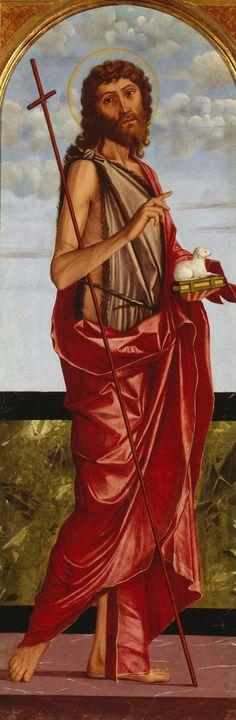 Vittore Carpaccio~Saint John the Bap - Artmaster
