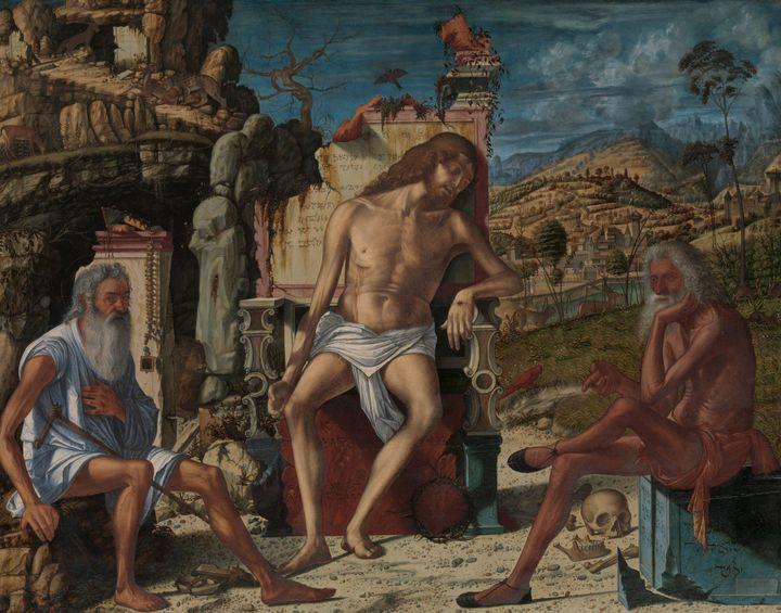 Vittore Carpaccio~The Meditation on - Artmaster