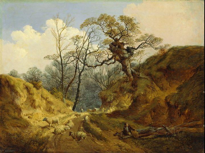 John Berney Ladbrooke~Crown Point, W - Artmaster