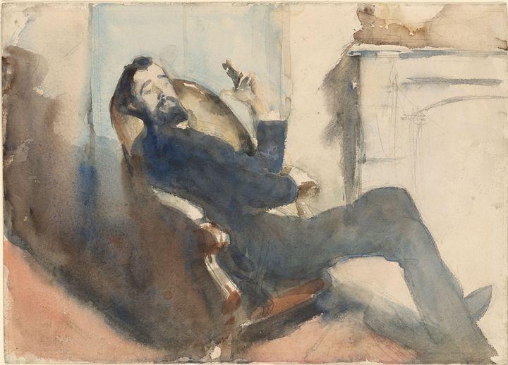 John Singer Sargent~Portrait of Paul - Artmaster
