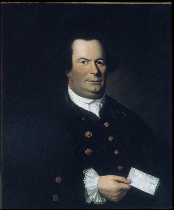 John Singleton Copley, William Johns - Artmaster
