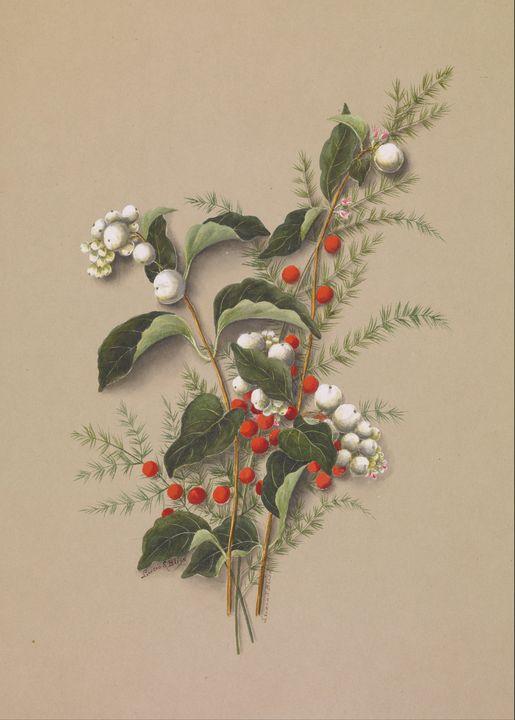 Lucia Bliss~Christmas Bouquet - Artmaster