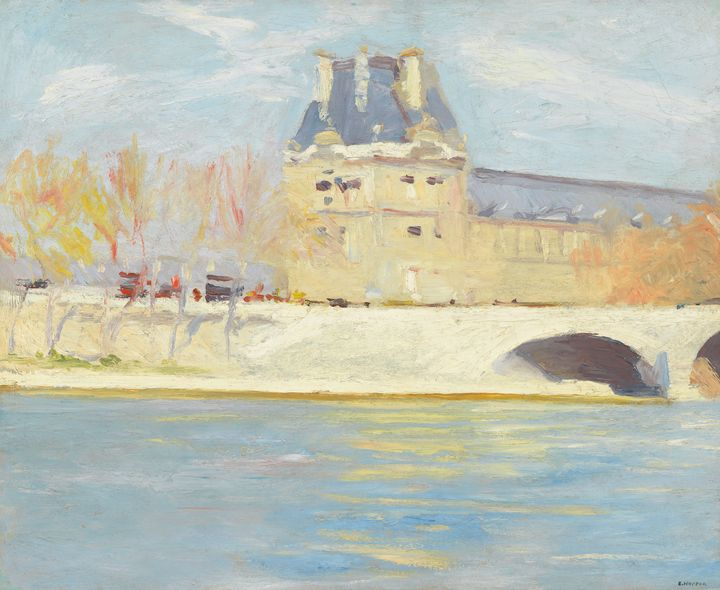 Edward Hopper~Après midi de juin - Artmaster