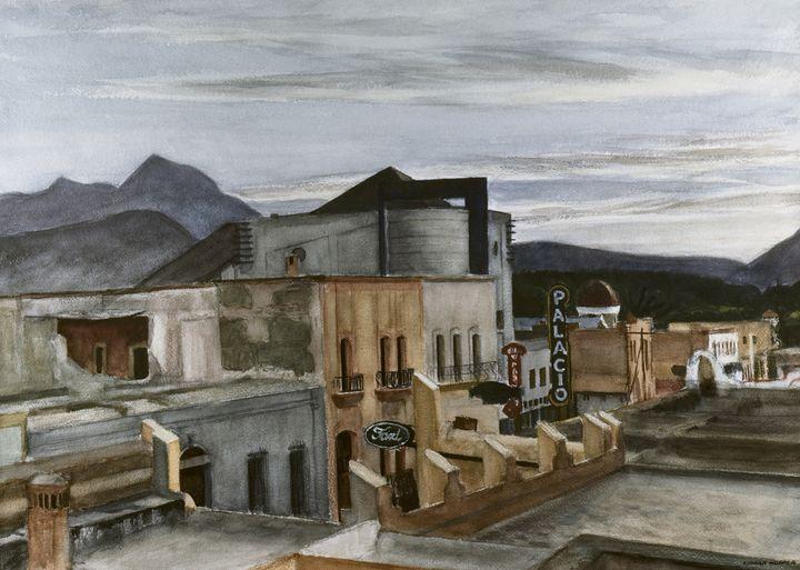 Edward Hopper~The Palacio - Artmaster