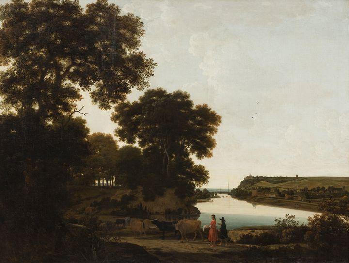 Joris van der Haagen~View of Sint-Pi - Artmaster