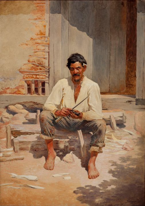 Jose Ferraz de Almeida Junior~Caipir - Artmaster