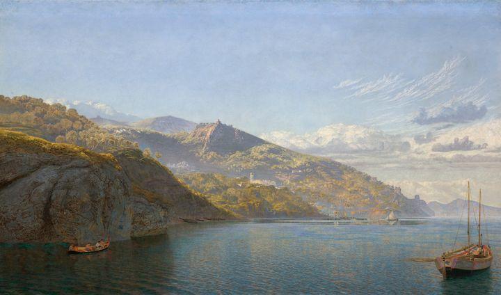 John Brett~Massa, Bay of Naples - Artmaster