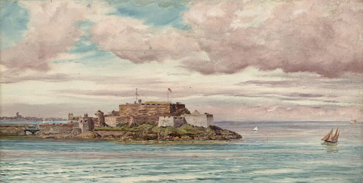John Brett~Sailing Boats - Artmaster