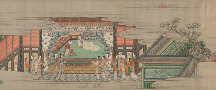 Kano Sansetsu and Studio~Minghuang's - Artmaster