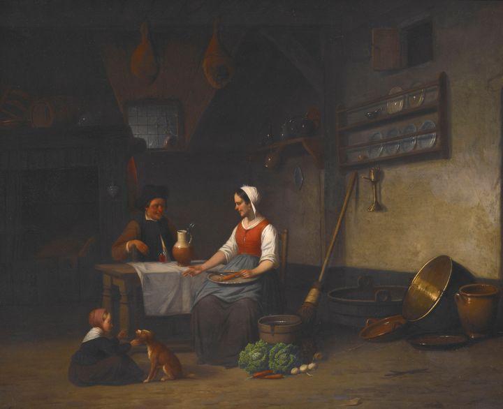 Karel Ferdinand Venneman (Belgian, 1 - Artmaster