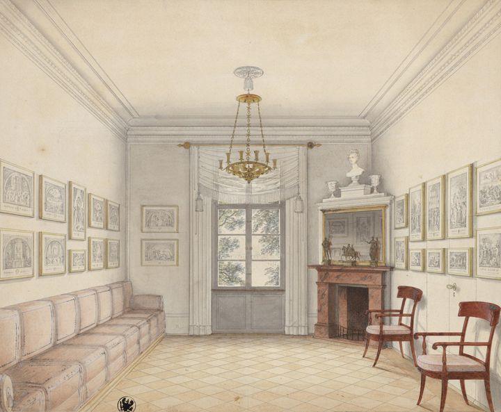 Karl Friedrich Schinkel~Berlin Schlo - Artmaster