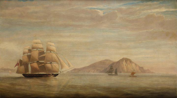 John Christian Schetky~H.M.S. Lightn - Artmaster