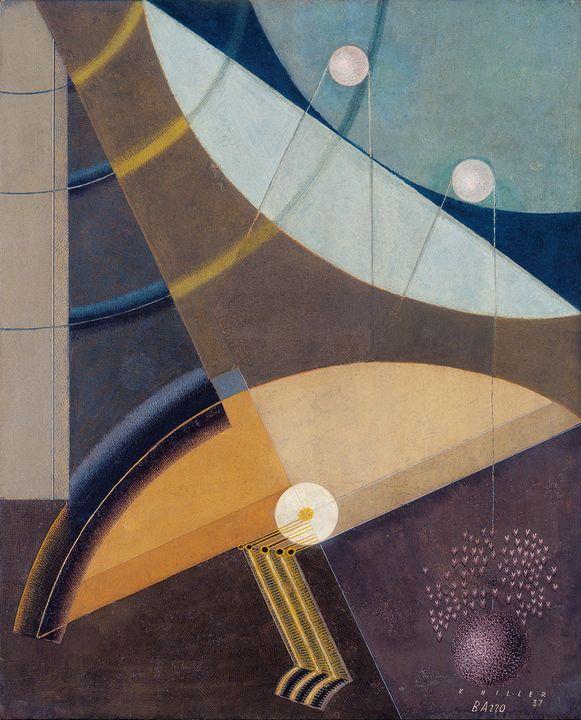 Karol Hiller~Composition BA220 - Artmaster