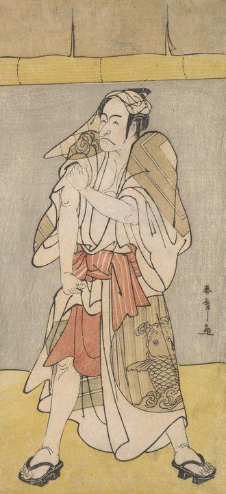 Katsukawa Shunshō~Ichikawa Danjuro - Artmaster