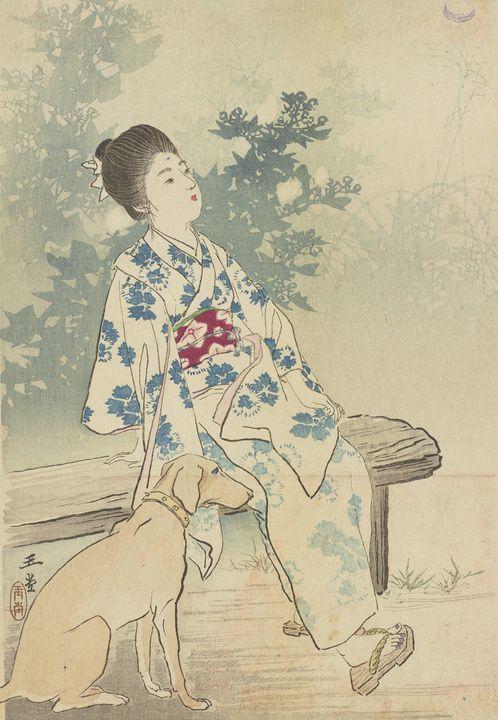 Kawai Gyokudō~Album of woodblock pri - Artmaster
