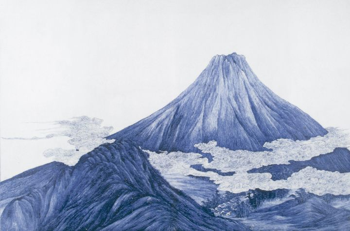 Kawamoto Masukichi~Ornamental Panel - Artmaster